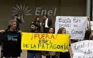 International campaign against ENEL's energy model