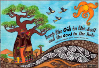Open letter to COP 18
