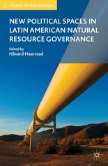 "Reasoning on natural resources: ""New Political Spaces in Latin American Natural Resource Governance"""