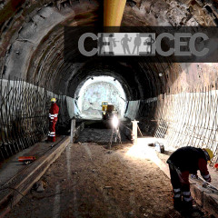 Ceecec | High Speed Train project in the Susa Valley  (2010)