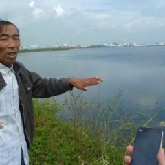 (English) Chinese farmer slowly learns legal system to fight chemical company
