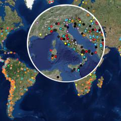 (Italiano) Mappa delle Resistenze