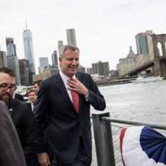 (English) New York City Files Climate Lawsuit Against Five Biggest Oil Companies