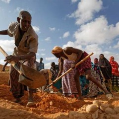 (English) Somalia: A country devastated by drought, famine and conflict