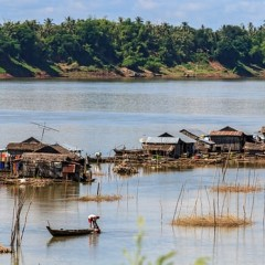 Cambodia's biggest dam could 'literally kill' Mekong river
