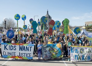 kids climate justice